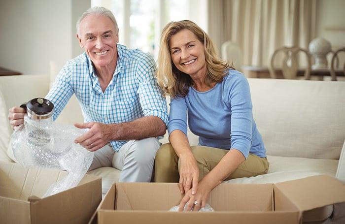 Privatumzug und Seniorenumzug